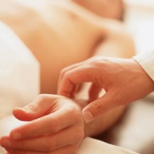 mains kinésiologie