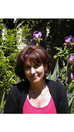 Renelde Petit, kinésiologue à Besançon thérapie chat